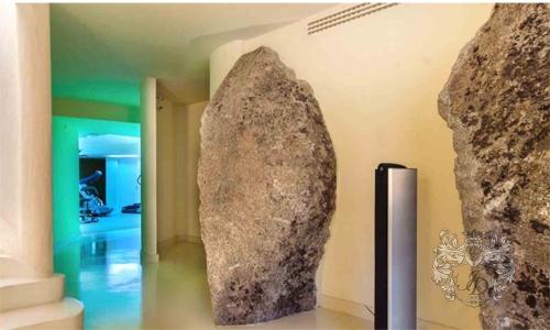 Уникальные декоративные элементы, напоминающие о природе Сардинии